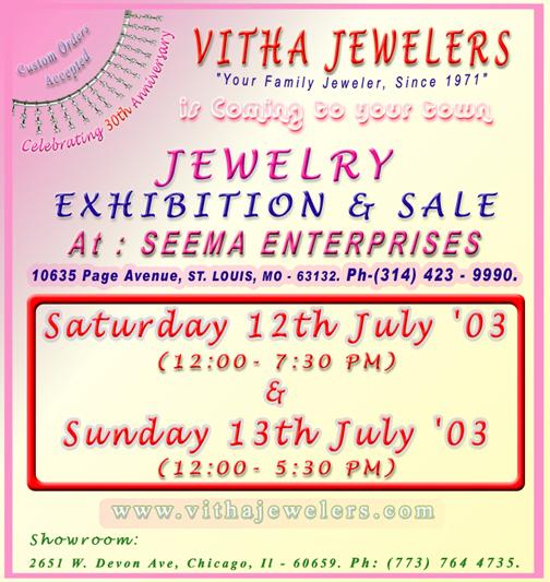 Vitha Jewelers